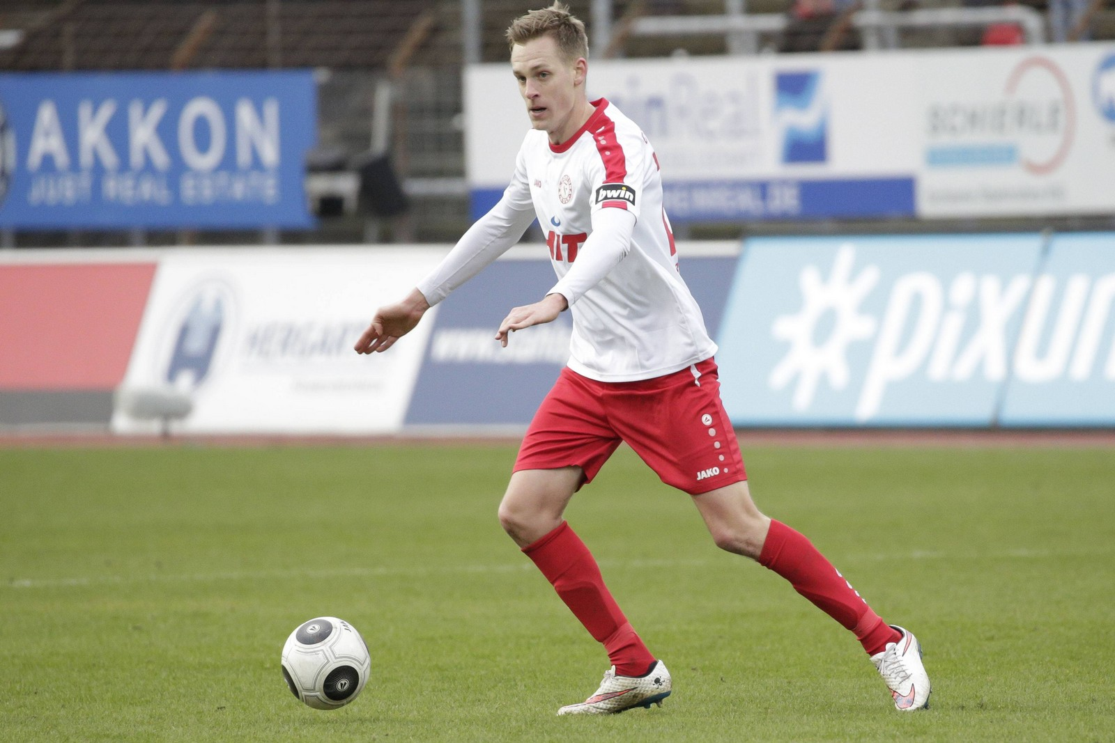 Lars Bender von Fortuna Köln