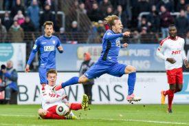35. Spieltag: 1. FC Magdeburg vs Fortuna Köln