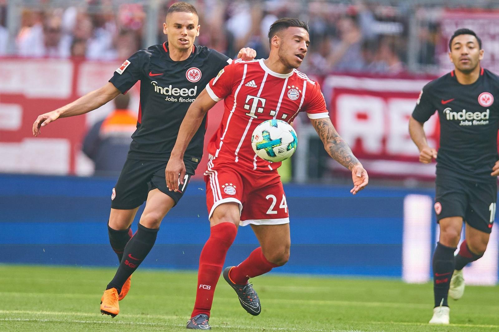 Behauptet sich Corentin Tolisso auch im Pokalfinale? Jetzt auf Bayern vs Frankfurt wetten!