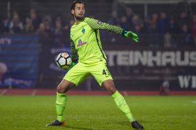 Werder Bremen II: Eric Oelschlägel geht