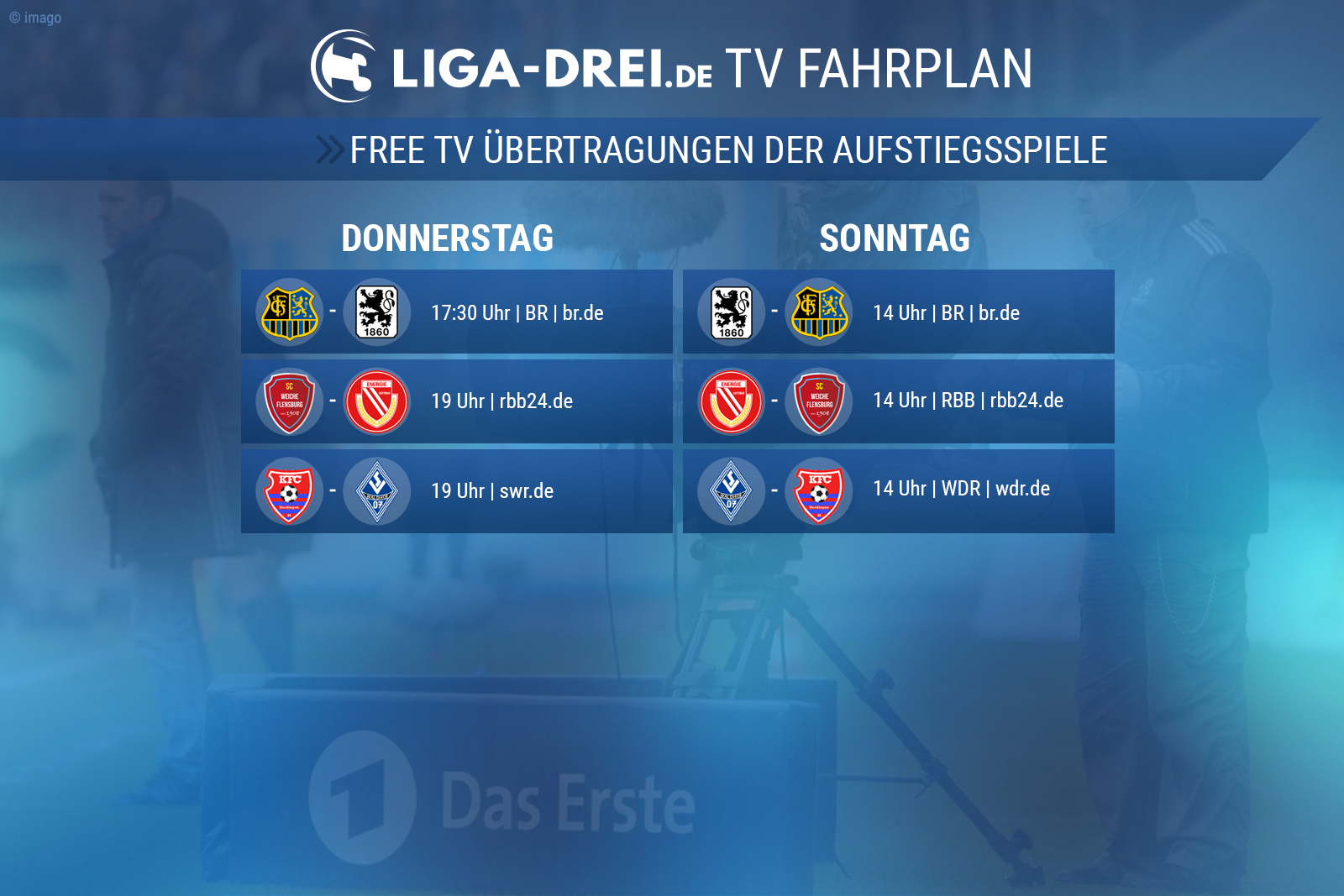 Relegation Im Free Tv
