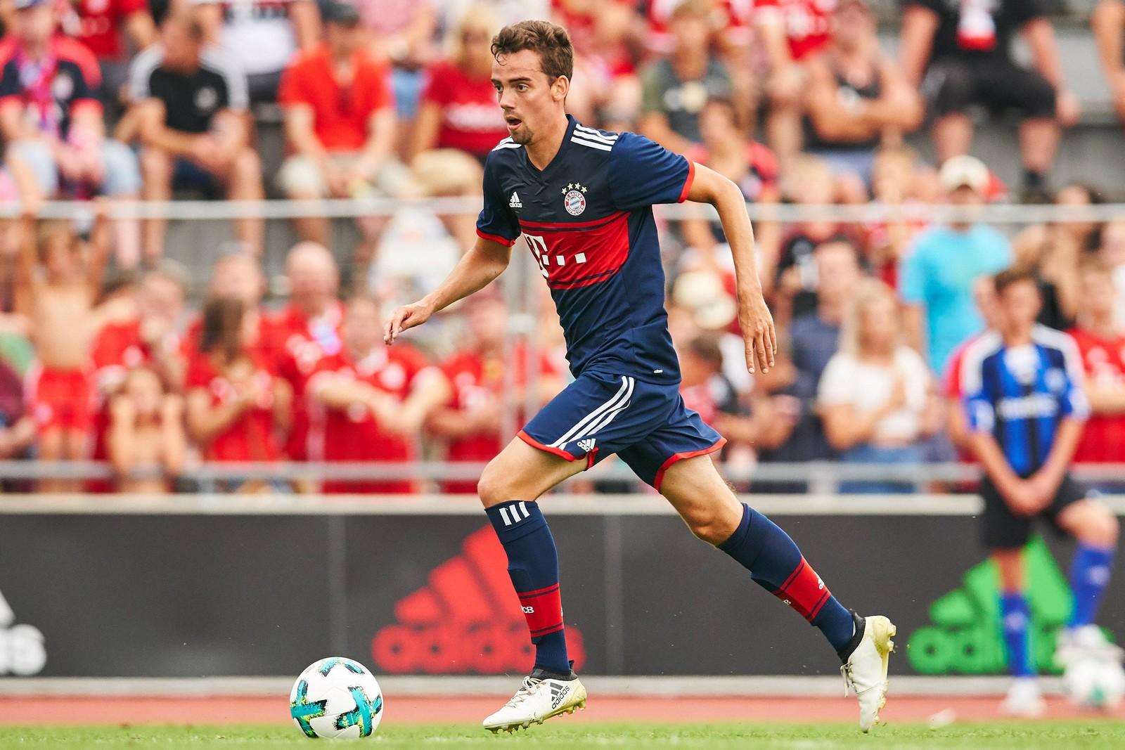 Marco Hingerl im Trikot des FC Bayern