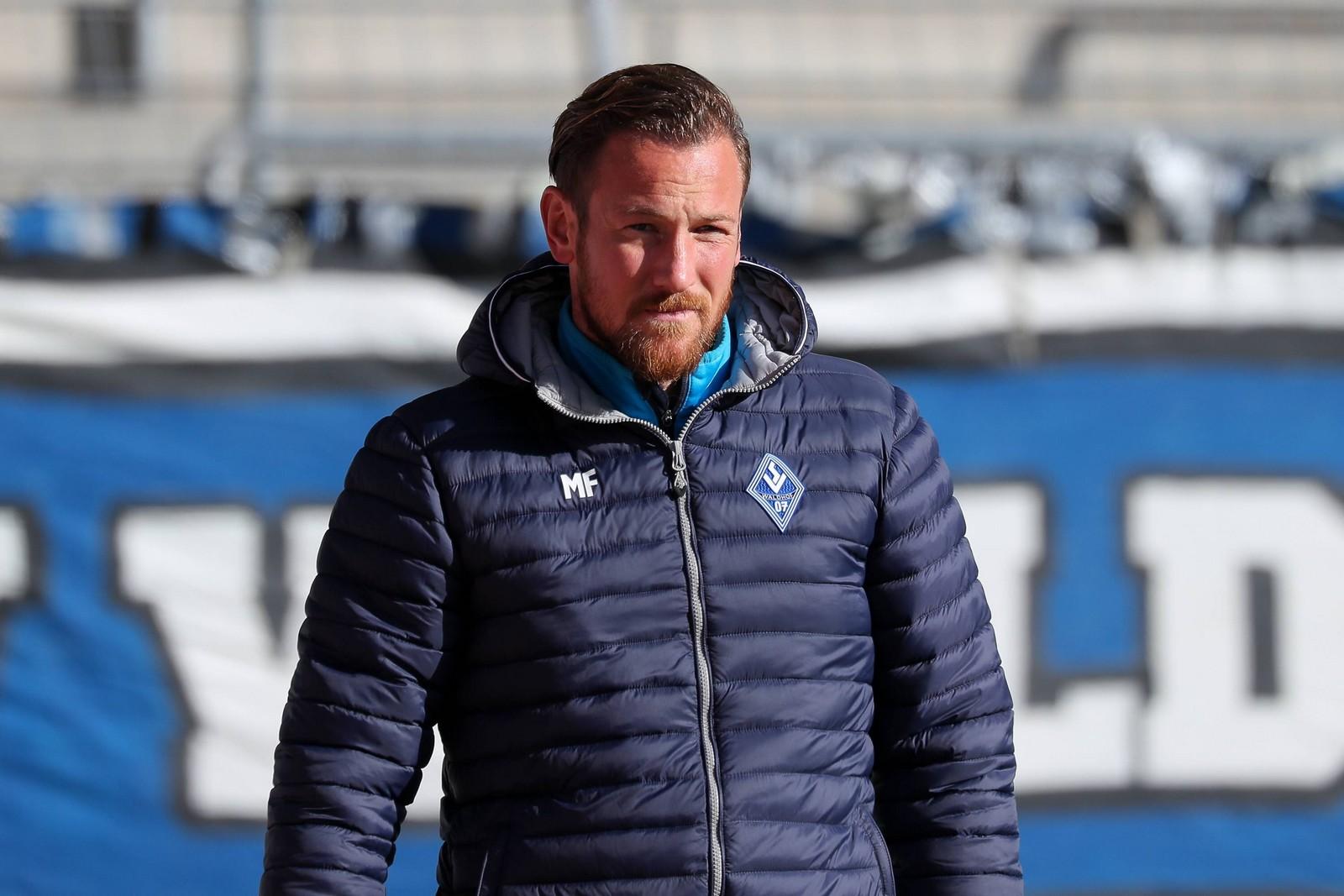 Michael Fink war Spieler und Trainer beim SV Waldhof Mannheim