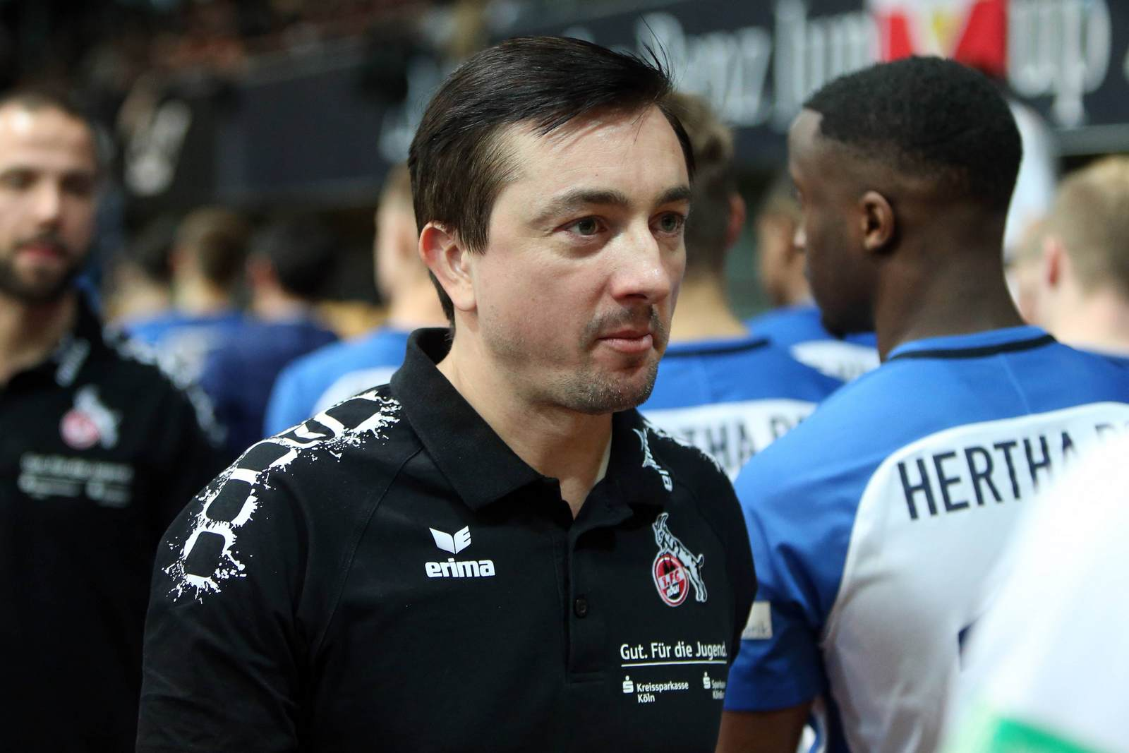 Daniel Meyer beim 1. FC Köln