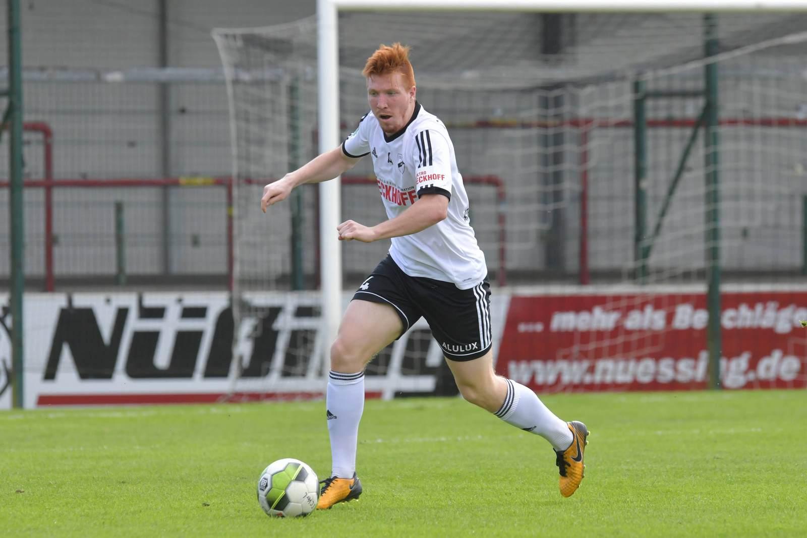 Patrick Choroba vom SC Verl