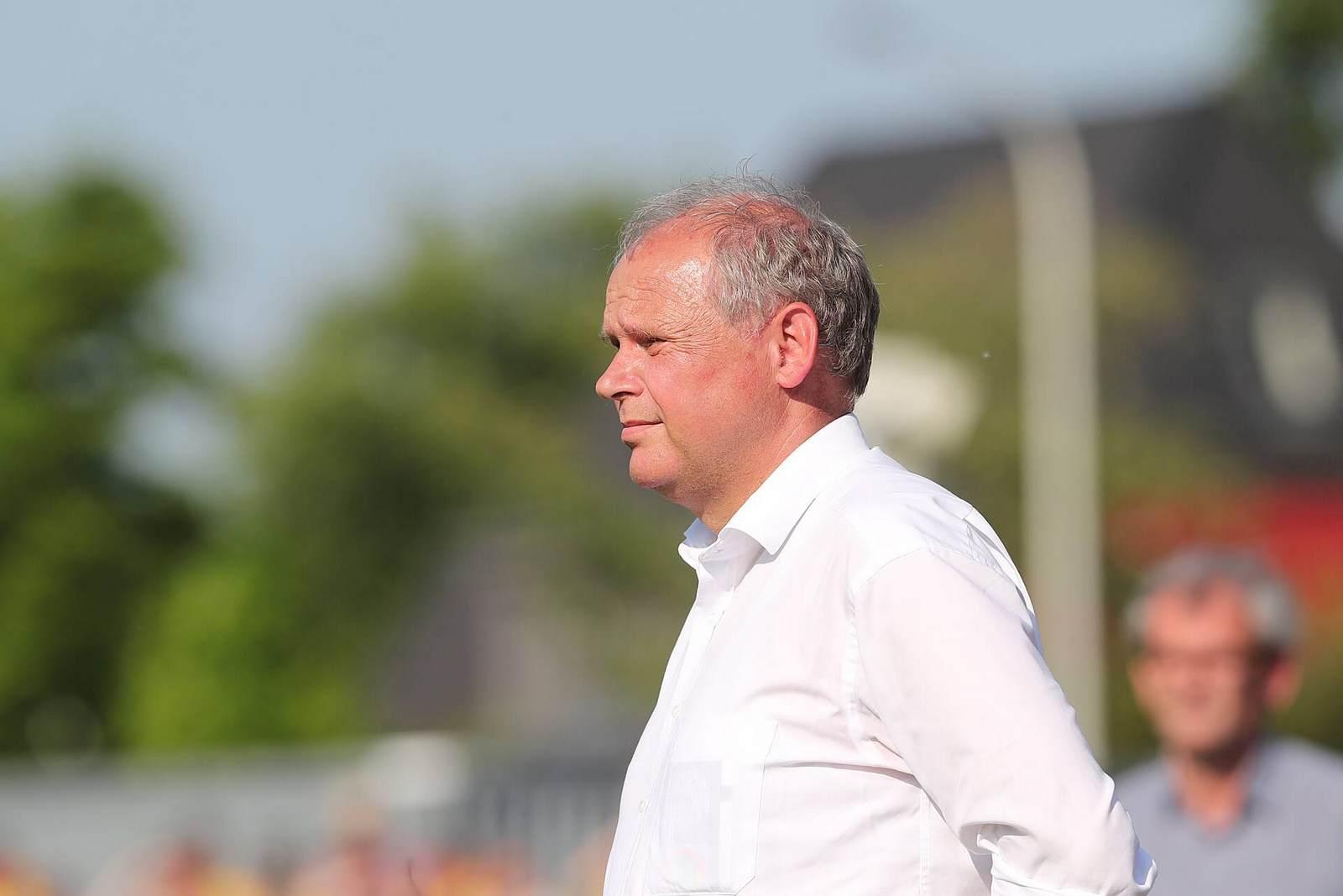 Sebastian Ebel, Präsident von Eintracht Braunschweig