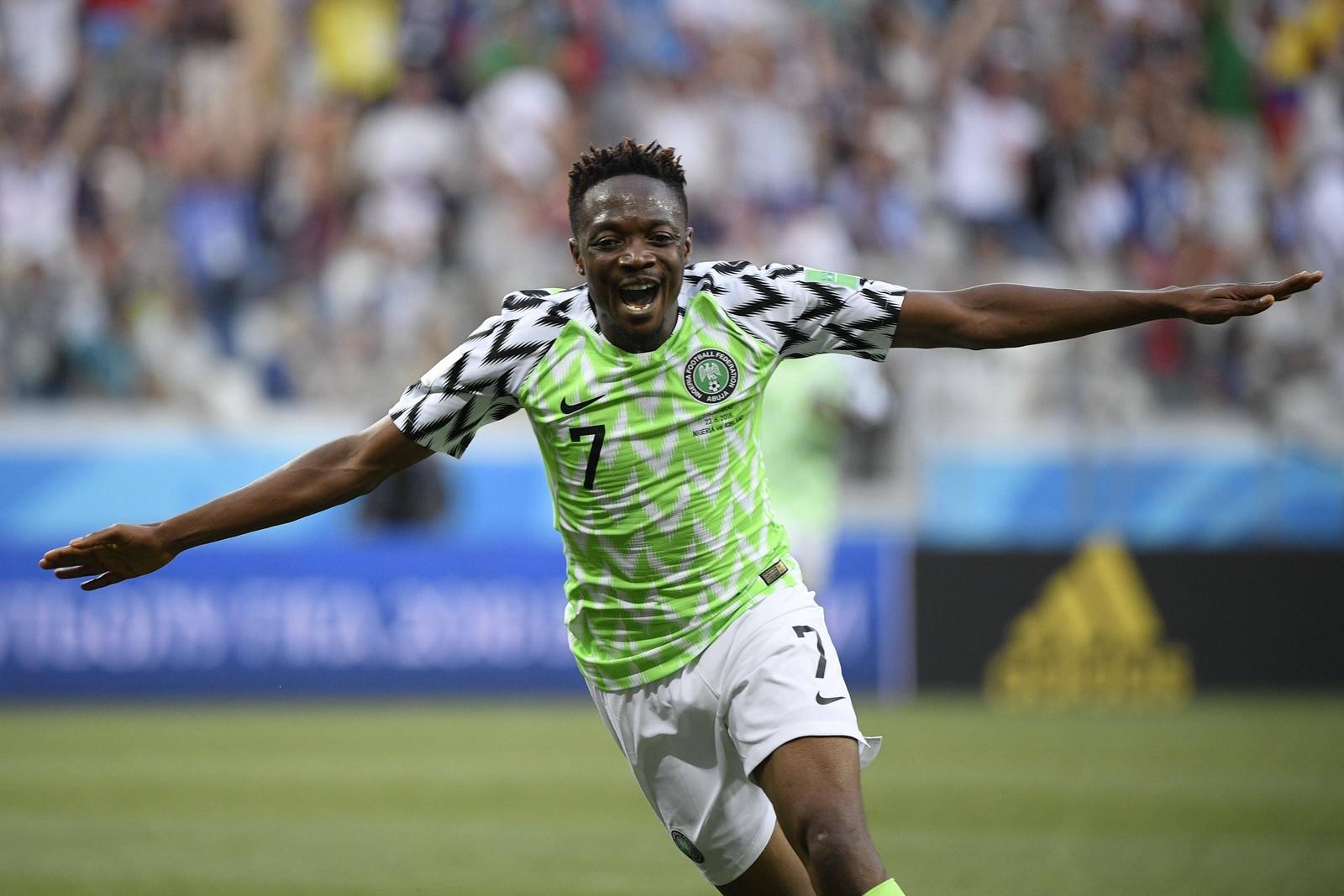Schießt Ahmed Musa Argentinien aus dem Turnier? Jetzt auf Nigeria gegen Argentinien wetten!