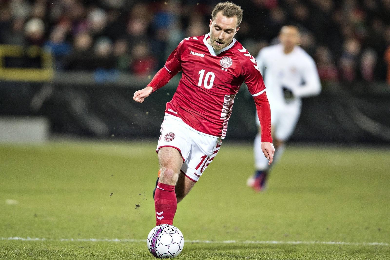 Kann Christian Eriksen mit Dänemark in Gruppe C bestehen? Jetzt auf Peru gegen Dänemark wetten!