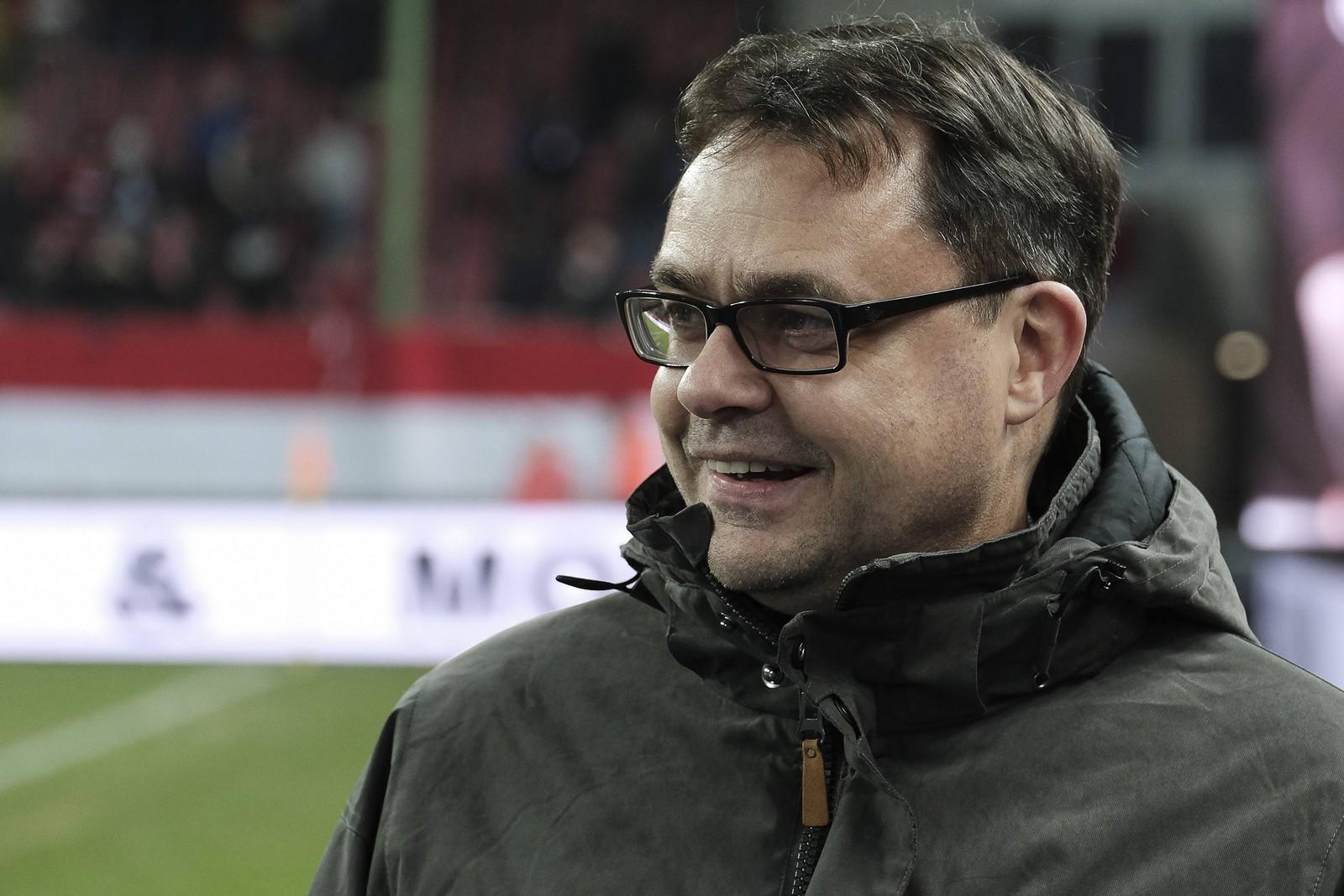 Michael Klatt ist Vorstandsvorsitzender beim 1. FC Kaiserslautern