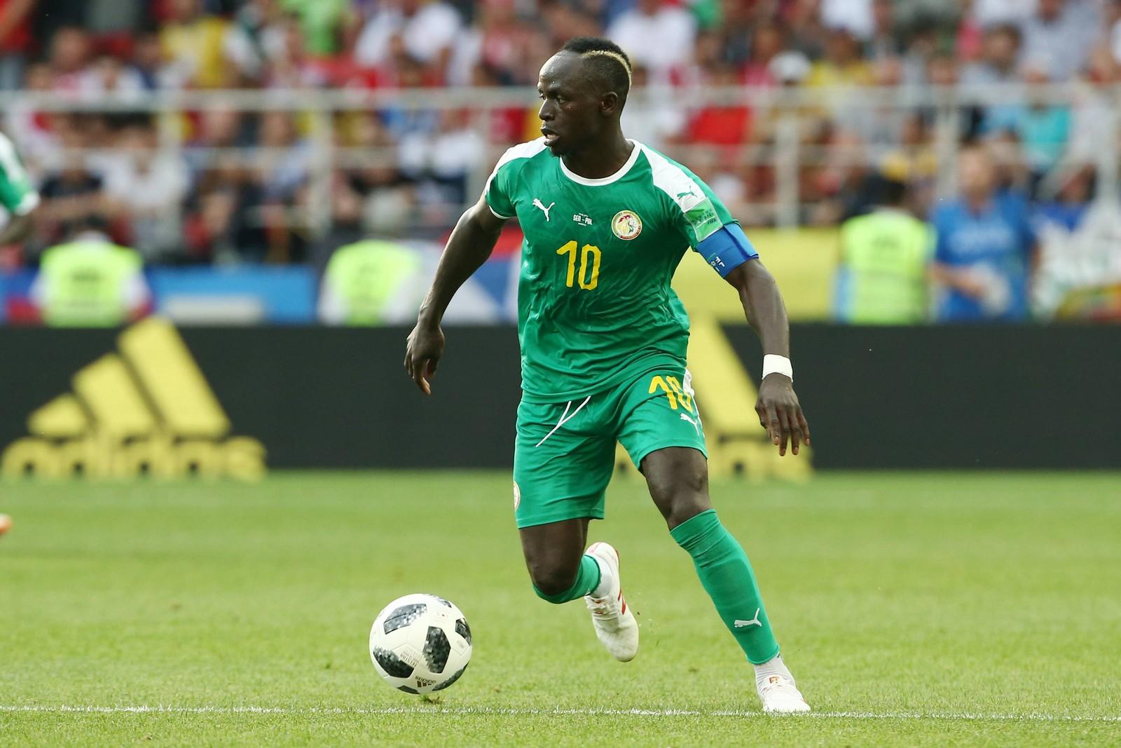 Trifft Sadio Mané gegen Kolumbien? Jetzt auf Senegal gegen Kolumbien wetten!