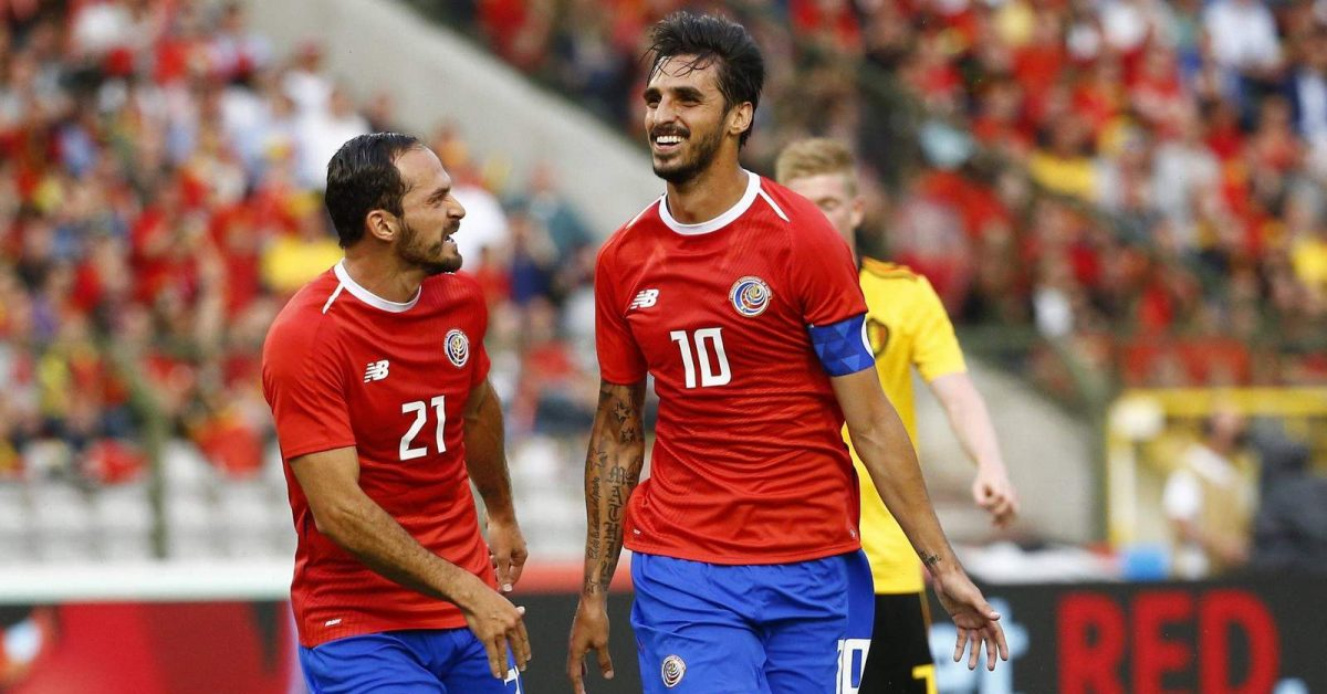 Costa Rica Serbien