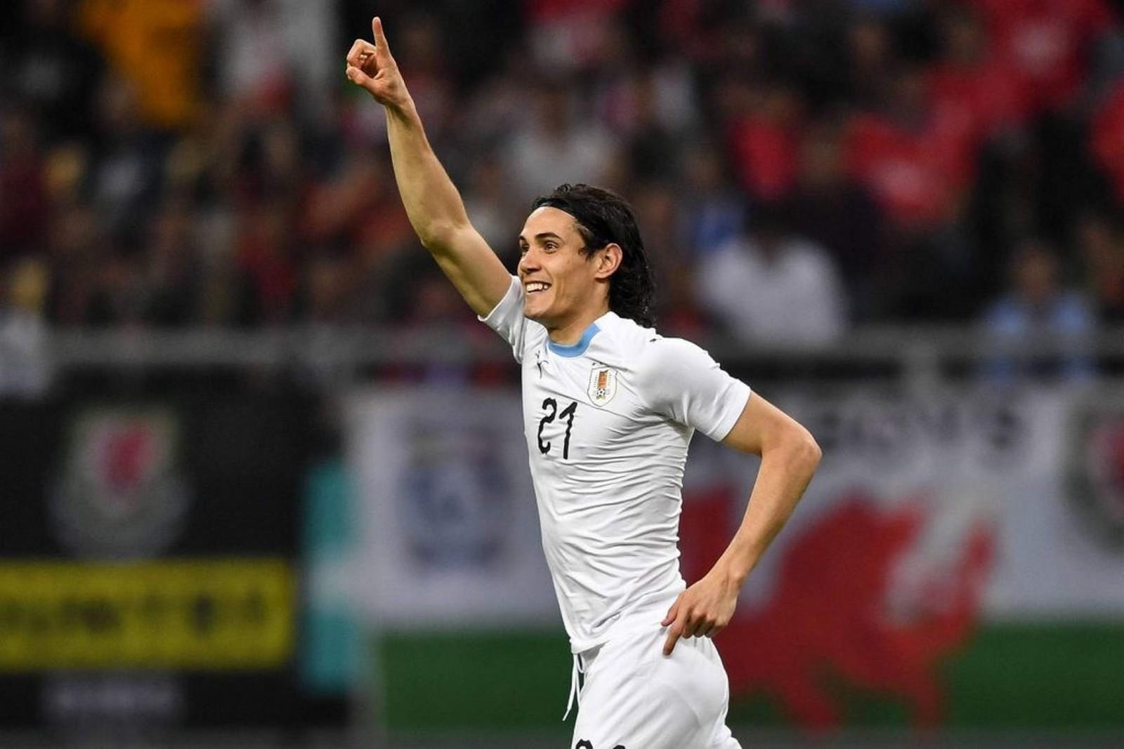 Knippst Edinson Cavani zum ersten Mal bei der WM? Jetzt auf Uruguay gegen Saudi-Arabien wetten!