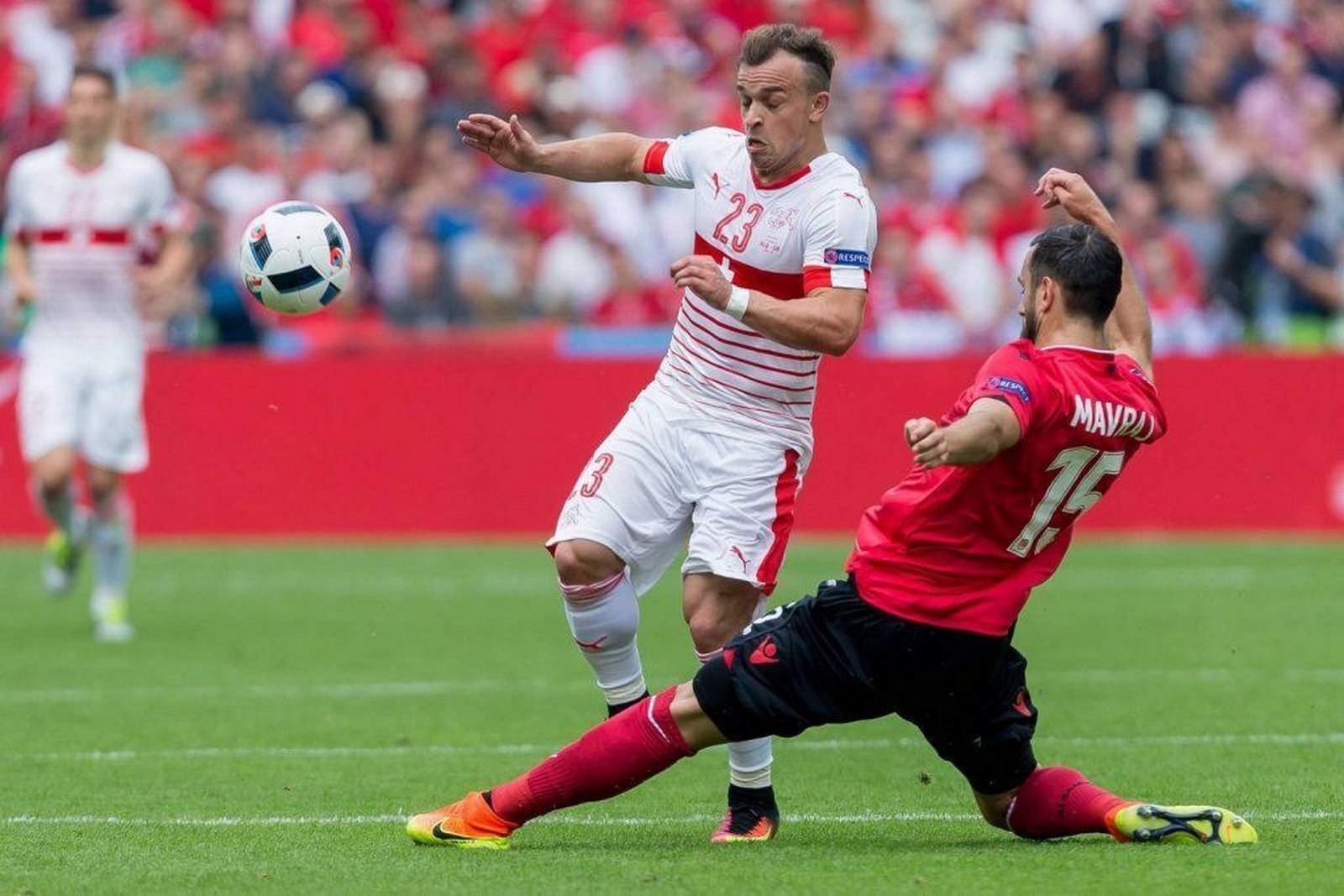 Kann Xherdan Shaqiri gegen Serbien treffen? Jetzt auf Serbien gegen Schweiz wetten!