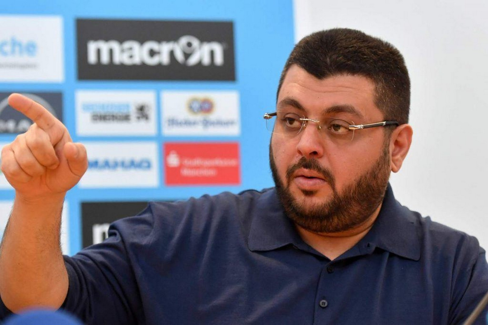 Hasan Ismaik investiert bei 1860 München
