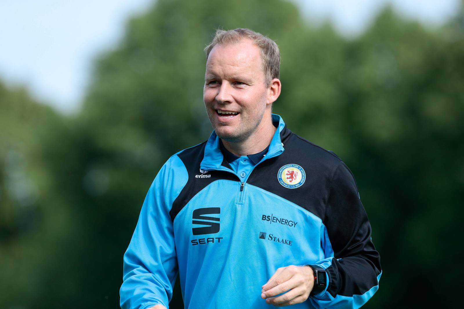 Hofft auf Verbesserungen in der Offensive: Braunschweigs Trainer Hernik Pedersen