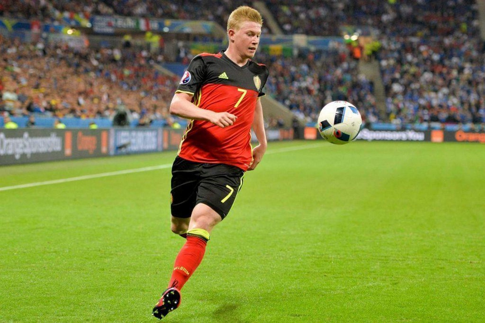 Siegt Kevin de Bruyne gegen seine Wahlheimat? Jetzt auf Belgien gegen England wetten!