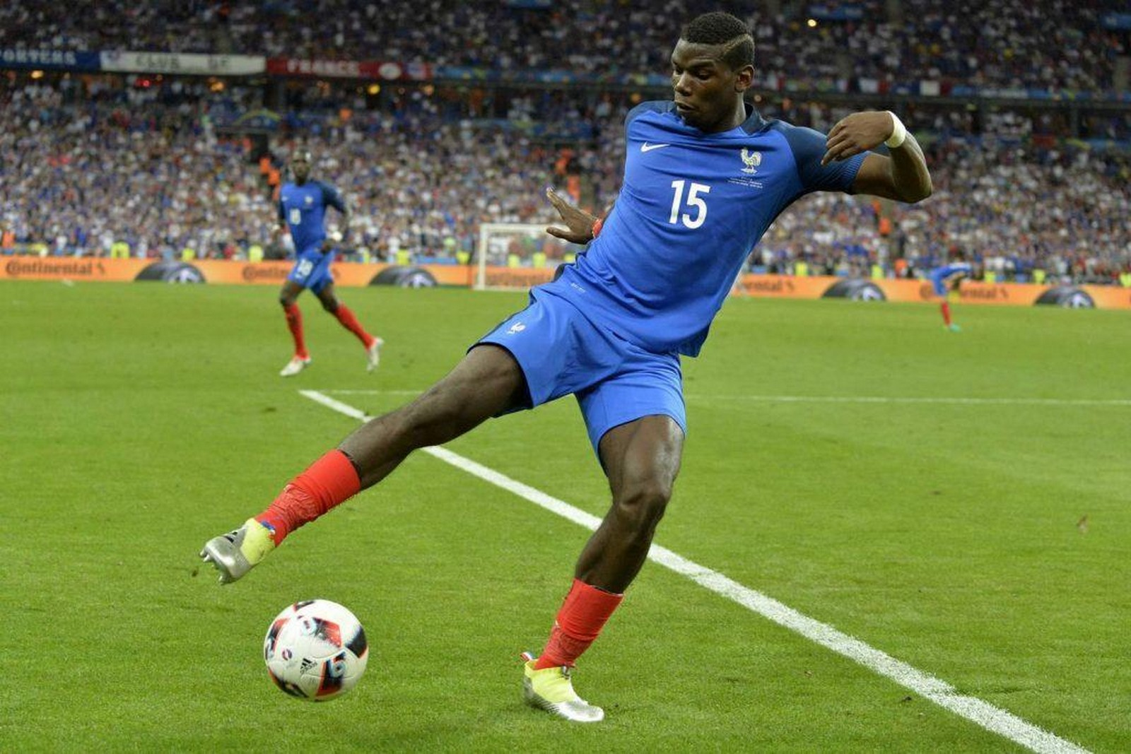 Führt Paul Pogba Frankreich gegen Peru zum Sieg? Jetzt auf Frankreich gegen Peru wetten!