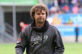 Stefan Krämer benötigt im Landespokal den zweiten Anzug