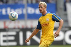 Rostock vs Wehen Wiesbaden: Wiemann fiebert mit
