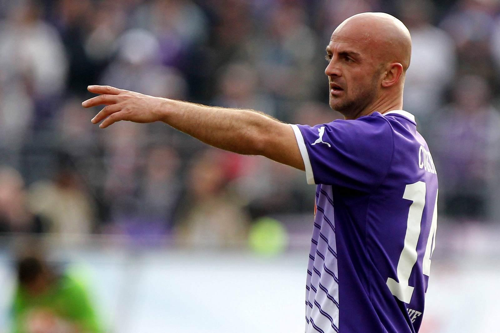 Skerdilaid Curri dirigiert den FC Erzgebirge Aue