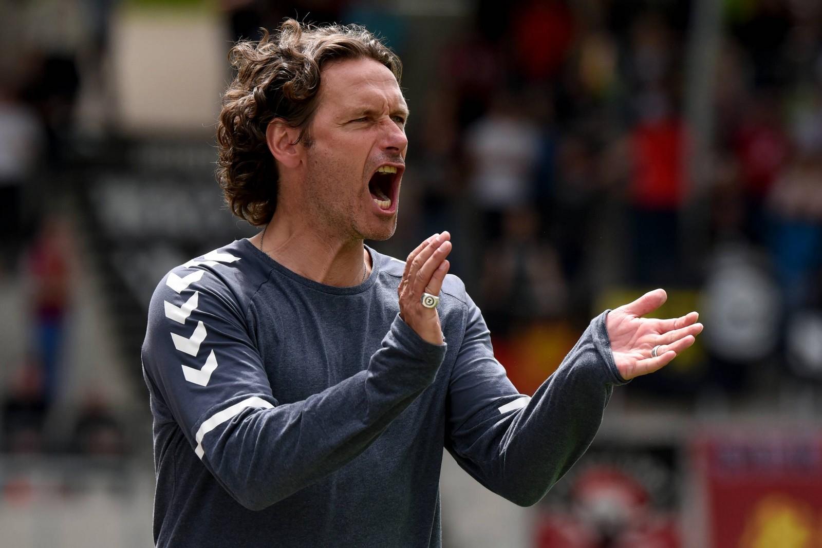 Oliver Zapel schreibt für Liga-Drei.de