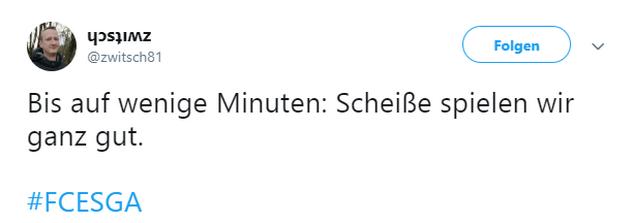 tweet zu energie cottbus vs sg sonnenhof großaspach