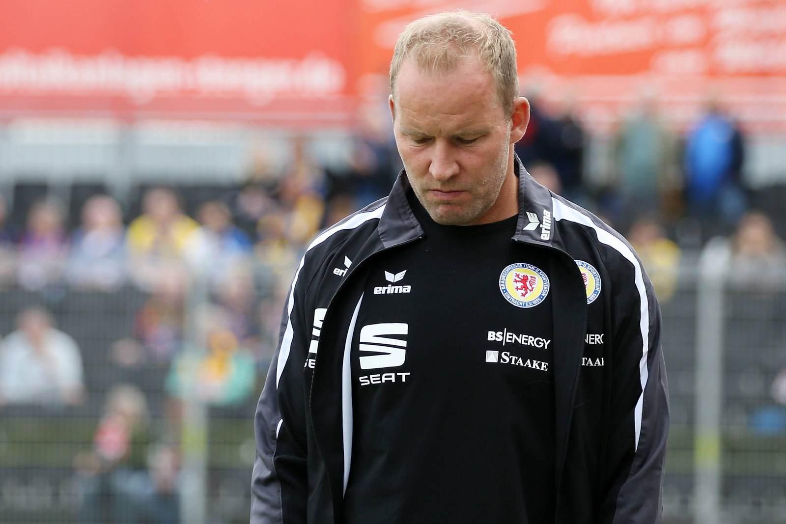 Henrik Pedersen von Eintracht Braunschweig