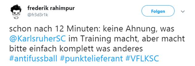 tweet zu vfl osnabrück vs karlsruher sc