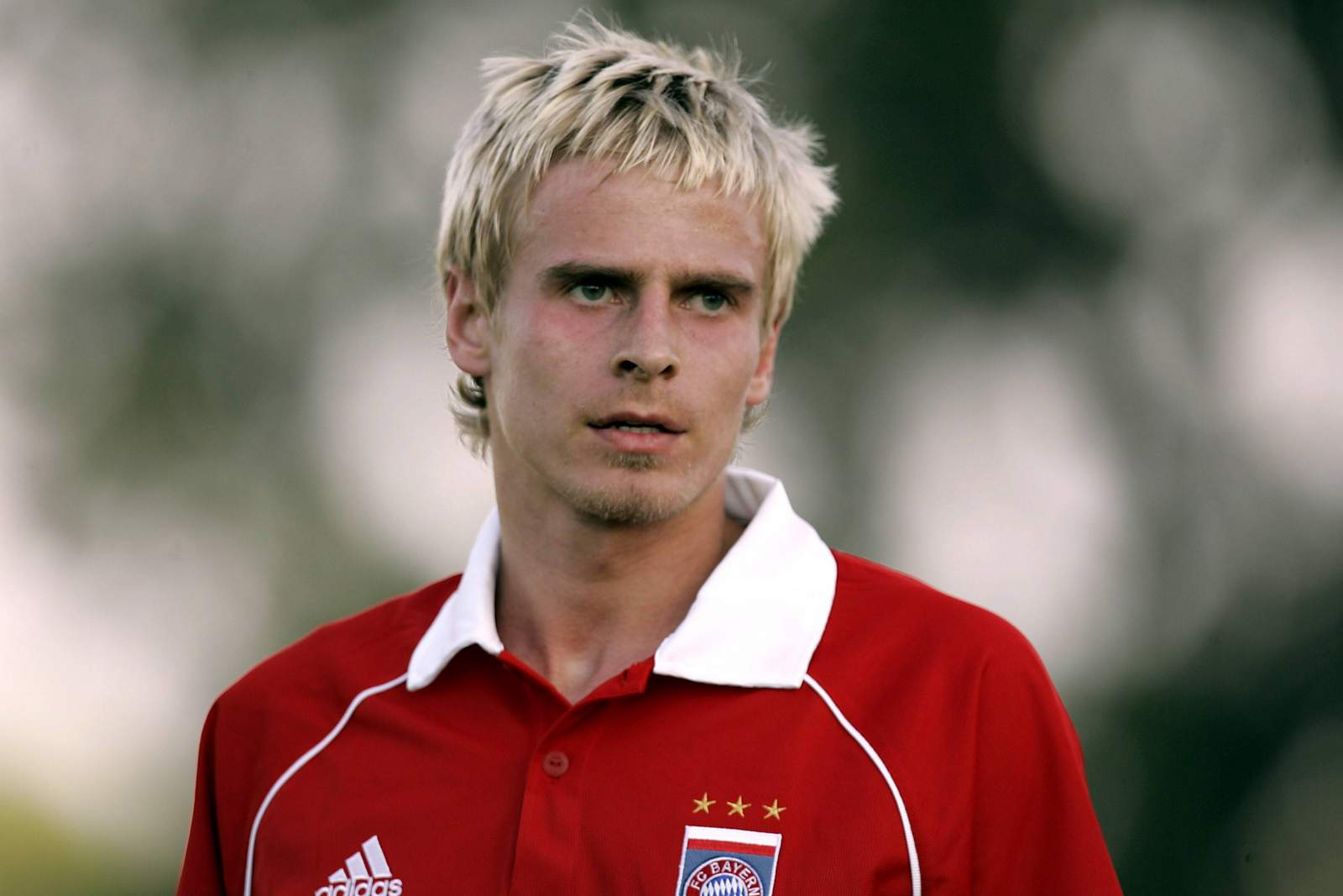 Tobias Rau im Trikot der Münchner Bayern