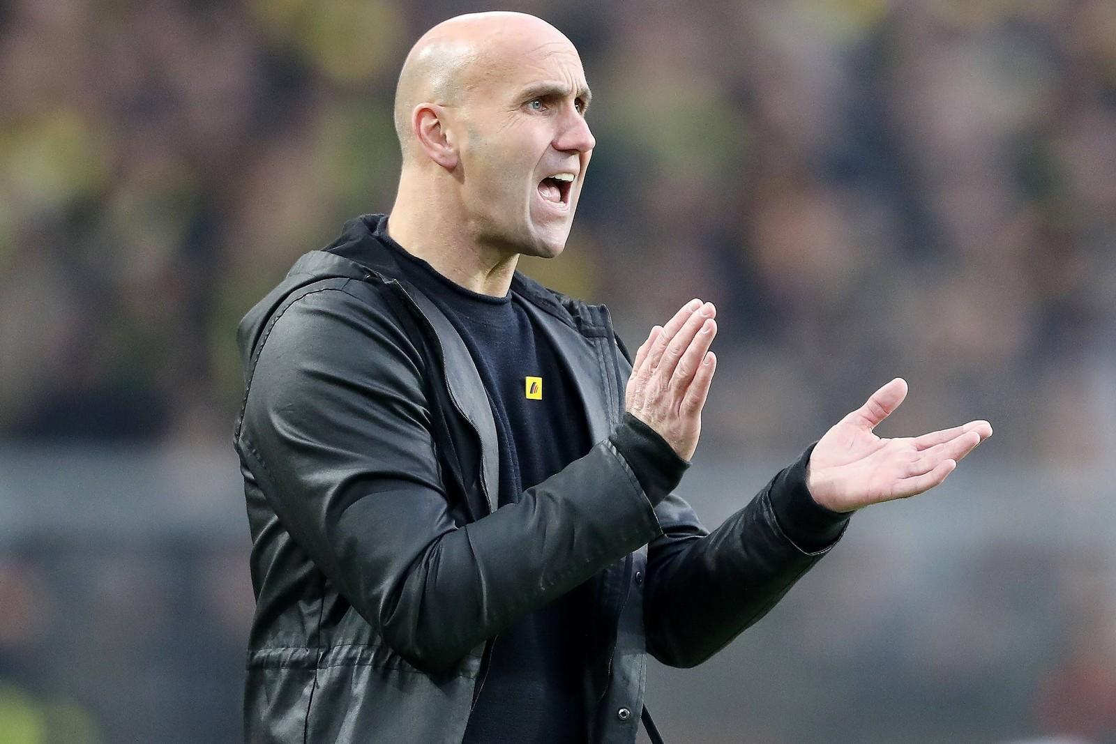 André Schubert ist neuer Trainer bei eintracht Braunschweig