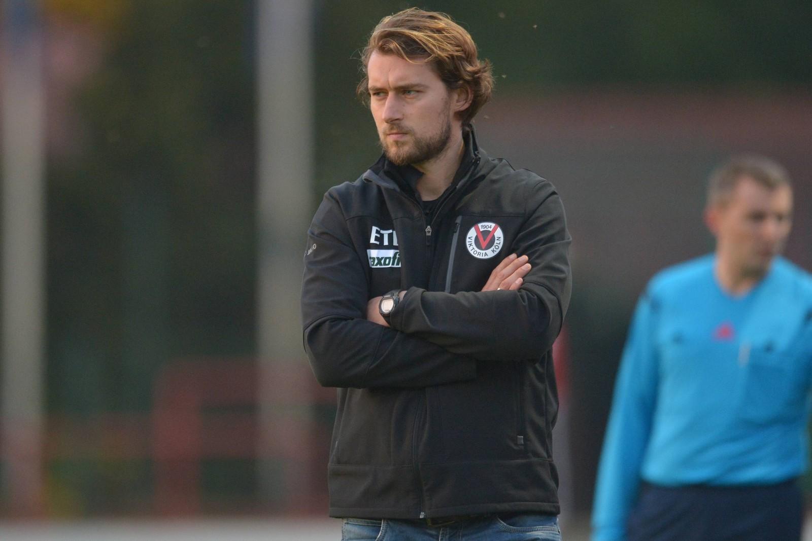 Fortuna Köln hat Tomasz Kaczmarek offiziell als Trainer präsentiert.