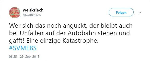 Tweet zu SV Meppen vs Eintracht Braunschweig