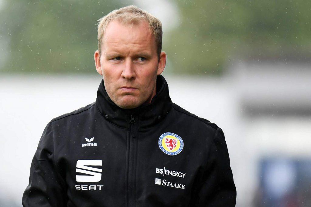 Trainer Eintracht Braunschweig