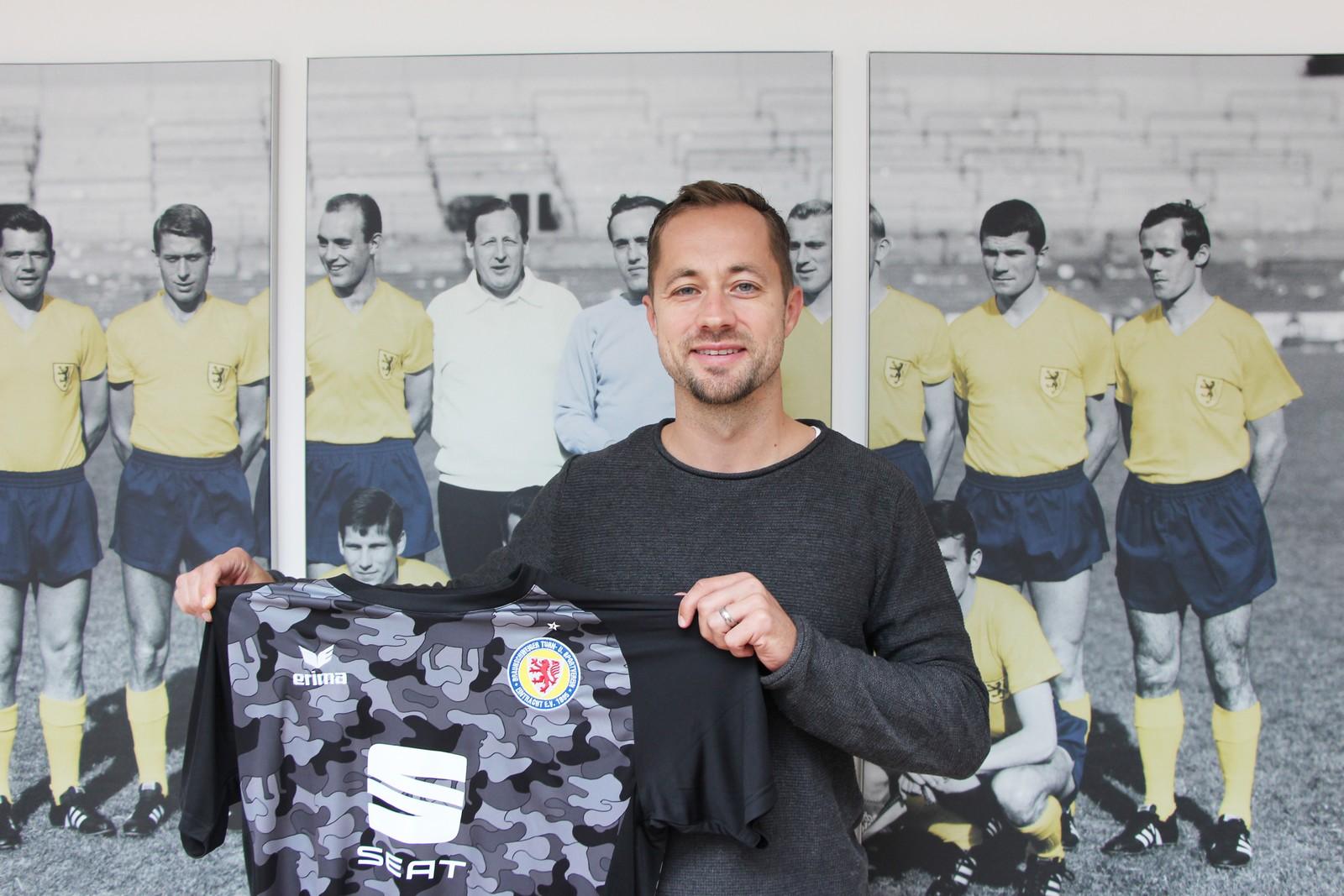 Lukas Kruse schließt sich Eintracht Braunschweig an.