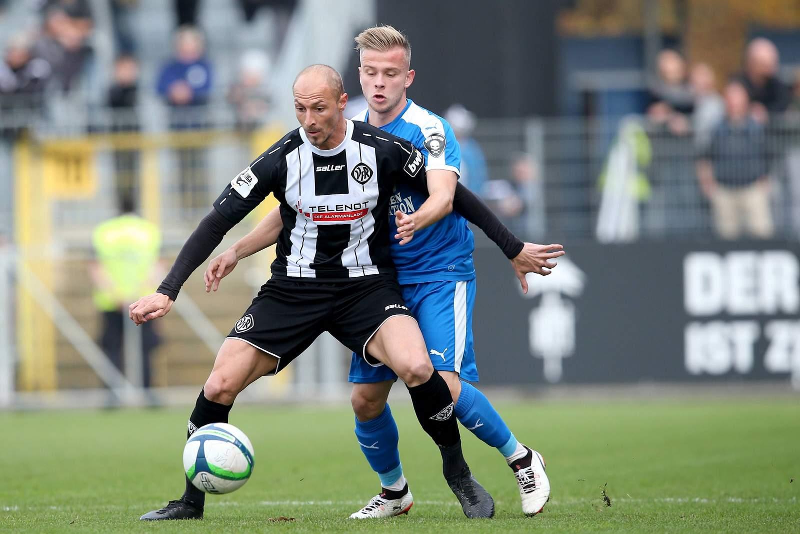 Vier Treffer und drei Vorlagen: Kein Aalener ist so torgefährlich wie Matthias Morys.