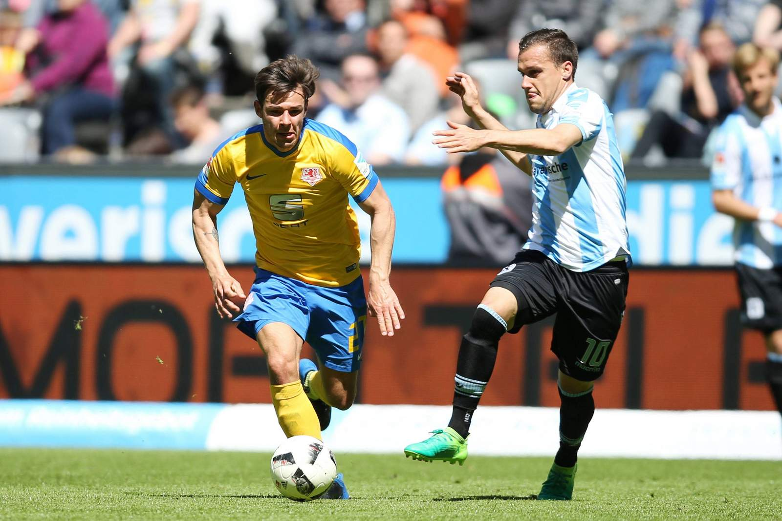 Hat Nico Kijewski mit der Eintracht in München wieder die Nase vorn? Jetzt auf 1860 gegen Braunschweig wetten.