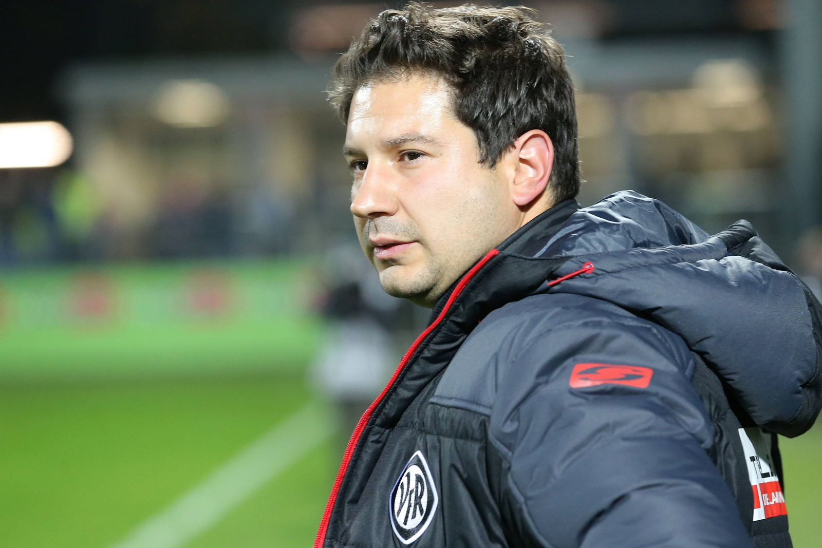 Argirios Giannikis sieht seine Mannschaft nicht chancenlos gegen den KFC Uerdingen.