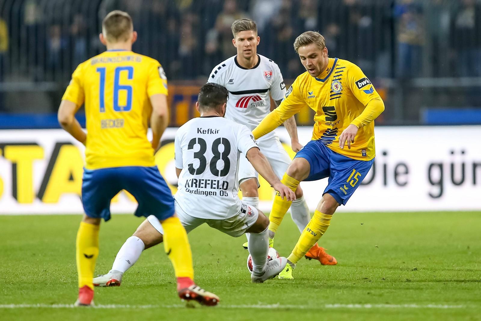 Der Schwede feierte nach acht Monaten Verletzungspause seine Comeback.