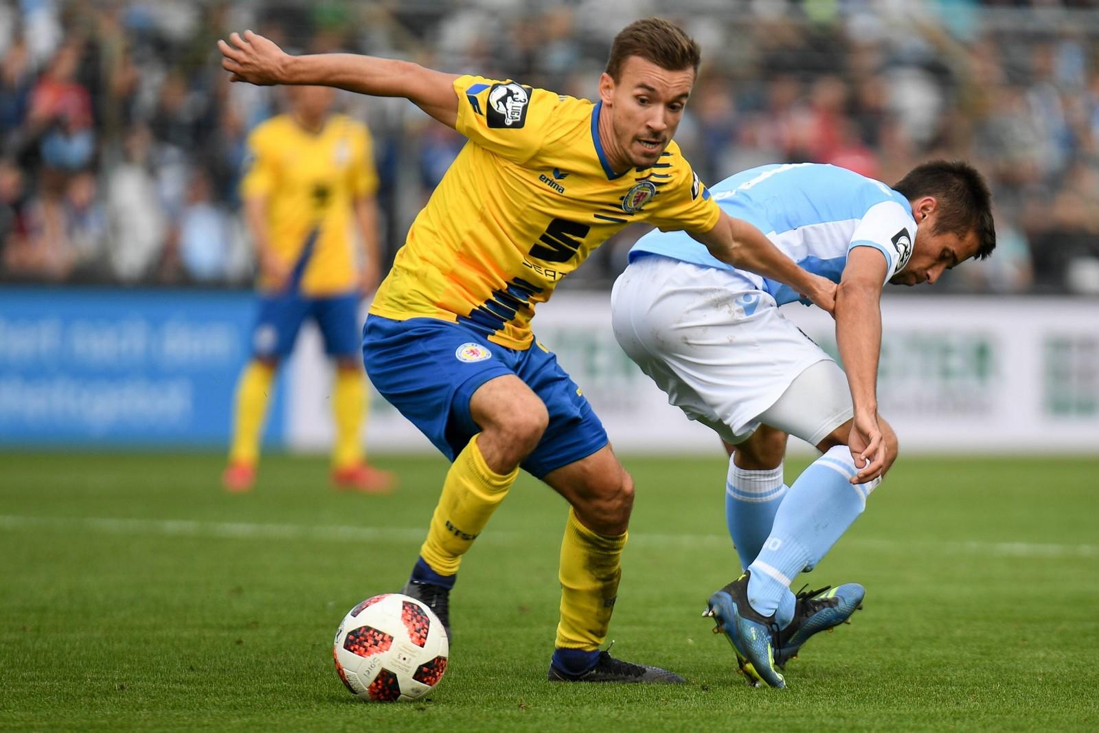 Das DFB-Sportgericht sperrte den Braunschweiger für eine Partie.