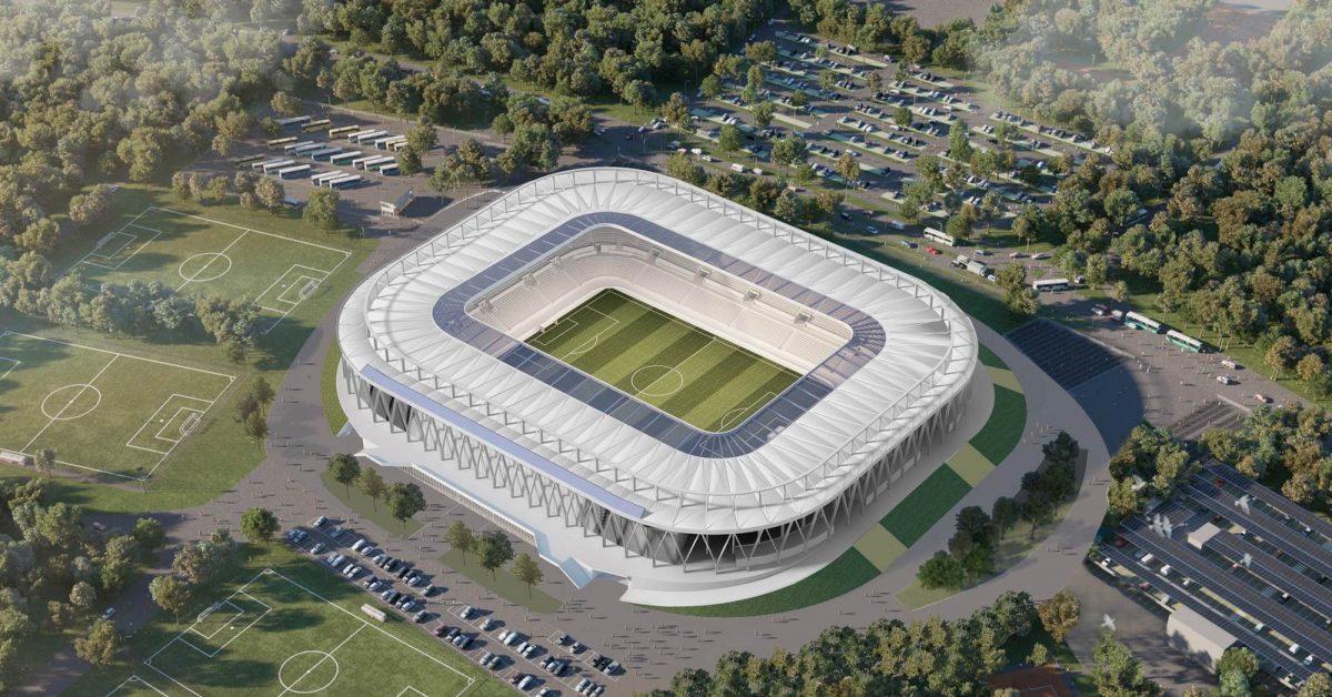 Neues Stadion Ksc