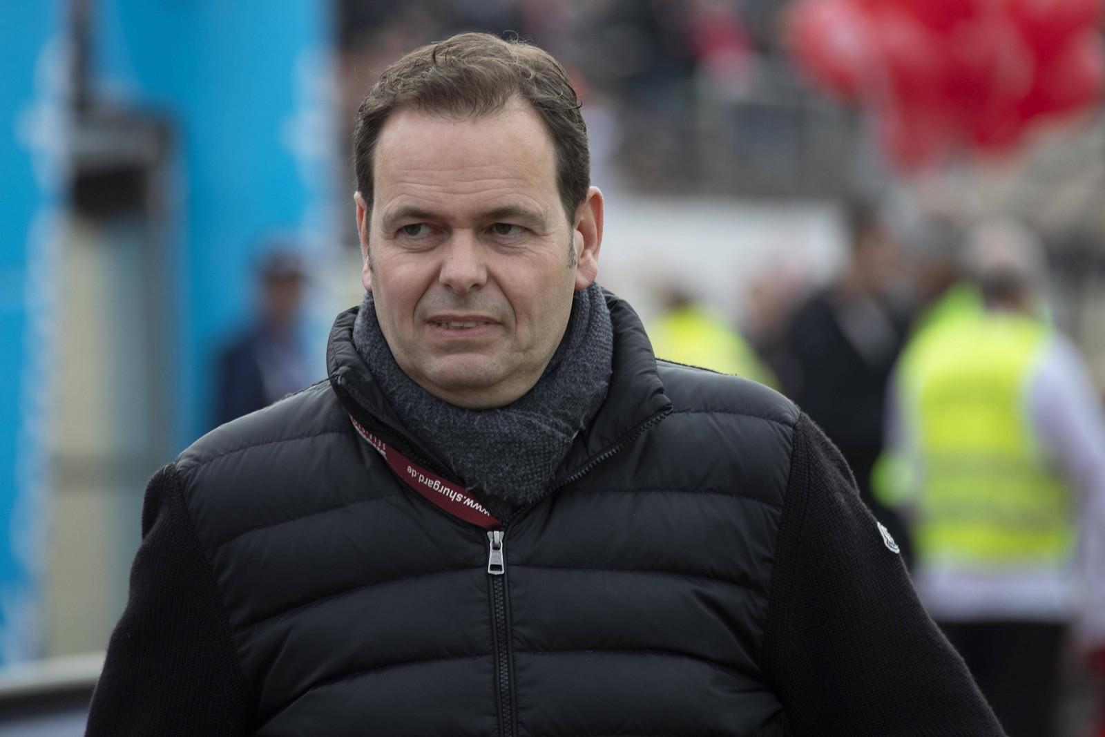 Michael Schwetje ist Geschäftsführer von Fortuna Köln