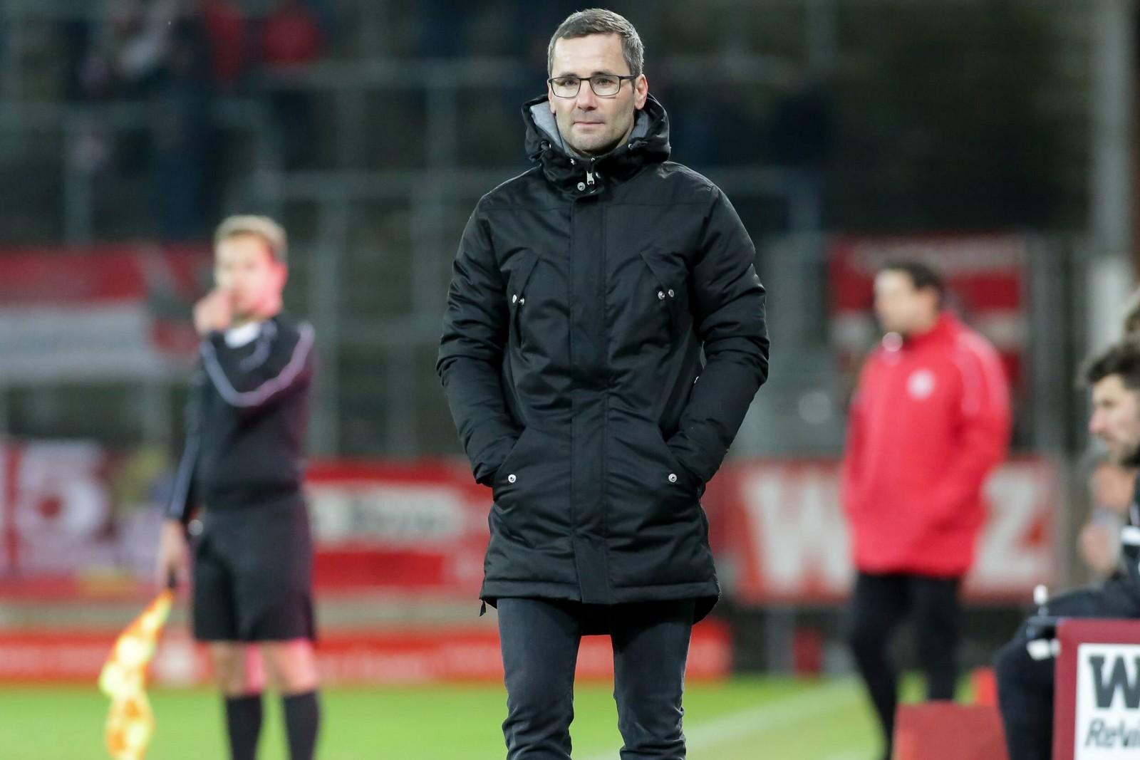 Michael Wiesinger in seiner Zeit beim KFC Uerdingen
