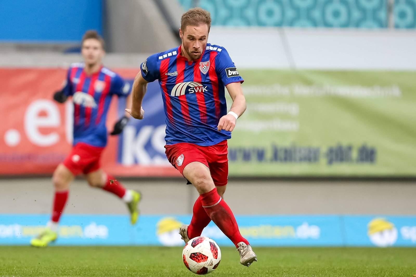 Trifft Maximilian Beister auch beim SV Wehen? Jetzt auf Wiesbaden gegen Uerdingen wetten.