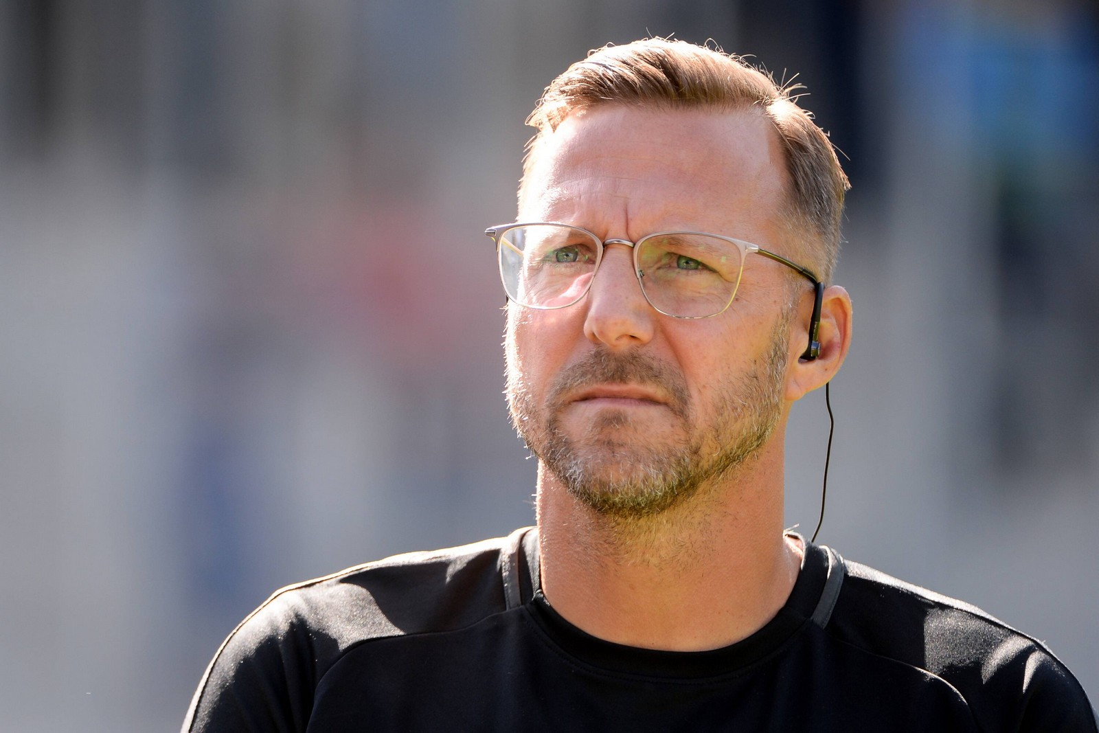 Sascha Hildmann wurde am Donnerstag als neuer Trainer des 1. FC Kaiserslautern vorgestellt.