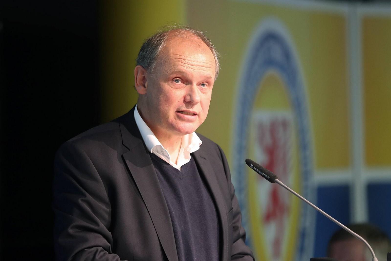 Sebastian Ebel ist seit 2007 Präsident von Eintracht Braunschweig.