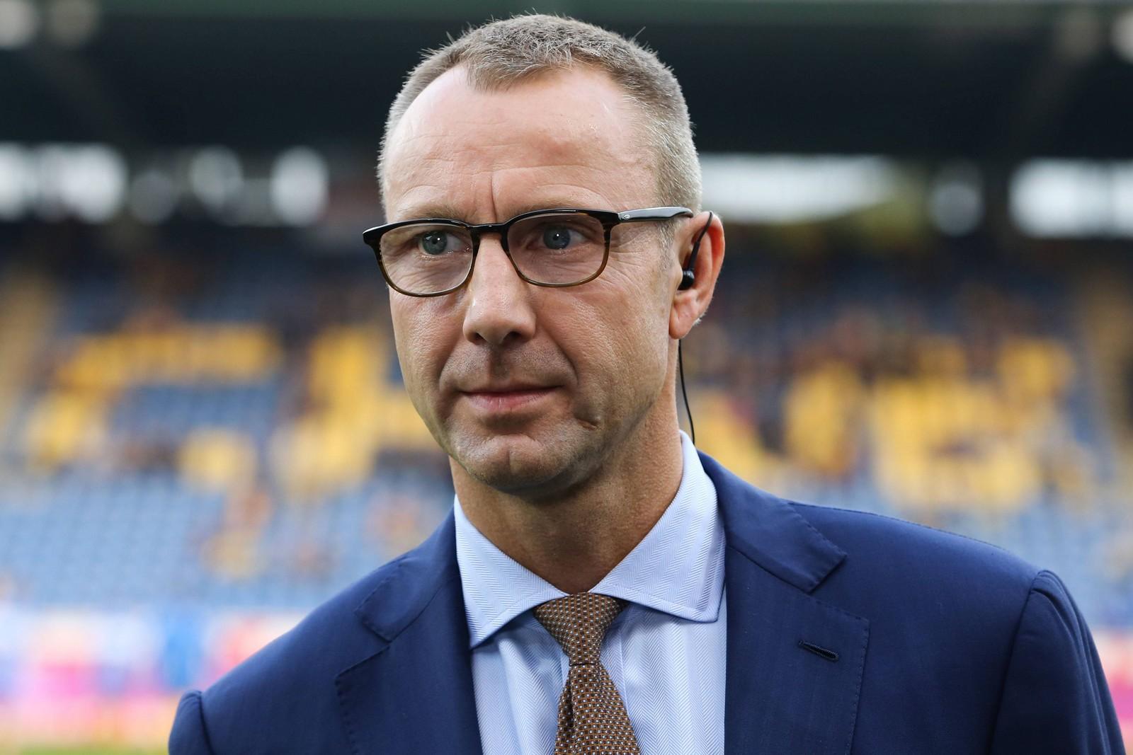Geschäftsführer Soeren Oliver Voigt verlässt die Eintracht auf eigenen Wunsch.