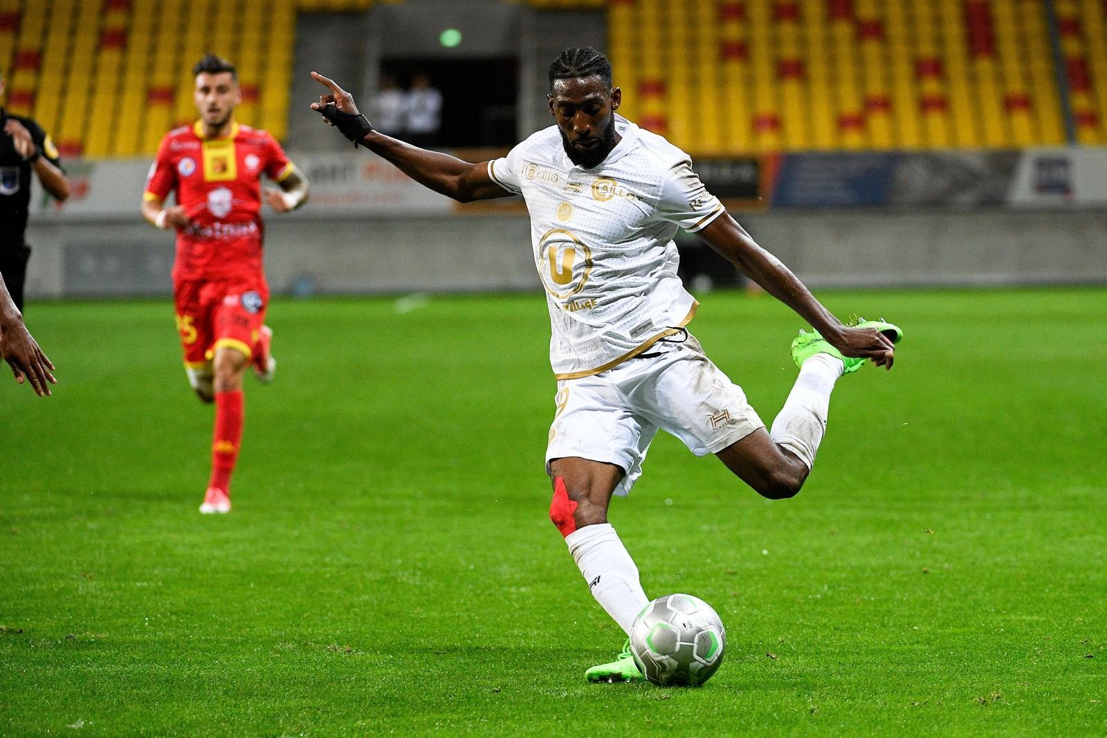 Anatole Ngamukol bei Stade Reims
