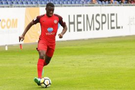 SV Wehen Wiesbaden: Schießt sich Diawusie in die 3. Liga?