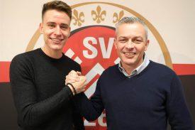 SV Wehen Wiesbaden: Florian Hansch kommt auf Leihbasis