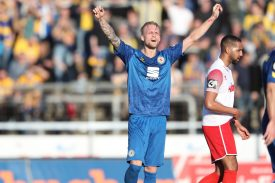 Eintracht Braunschweig: Rettung rückt näher